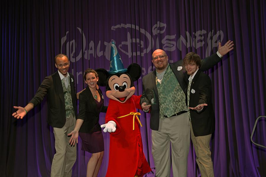 Mickey's Magic Garden