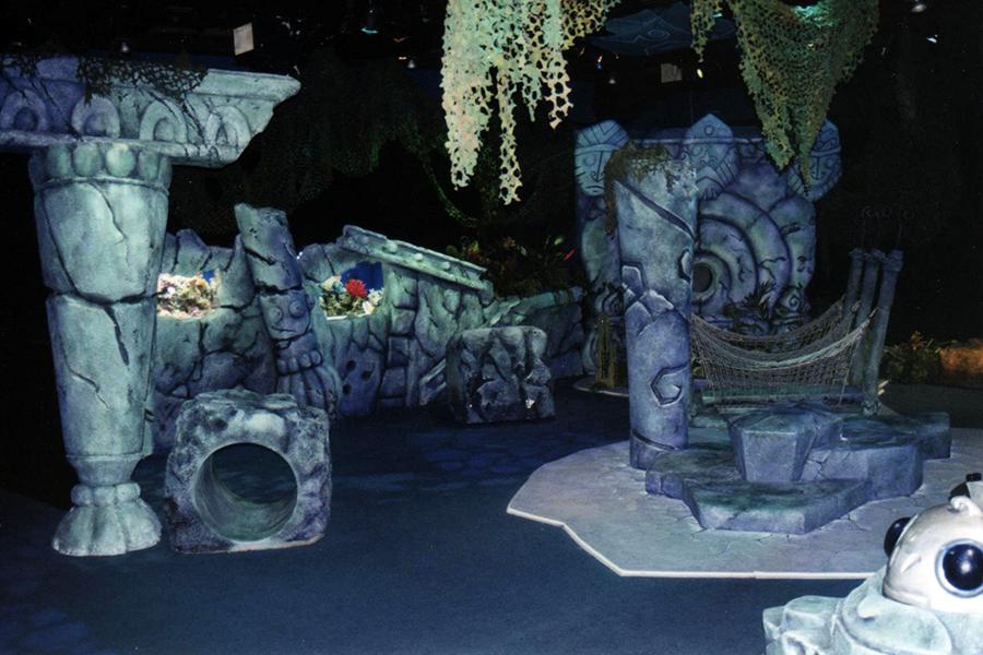 Destination Atlantis Aquarium