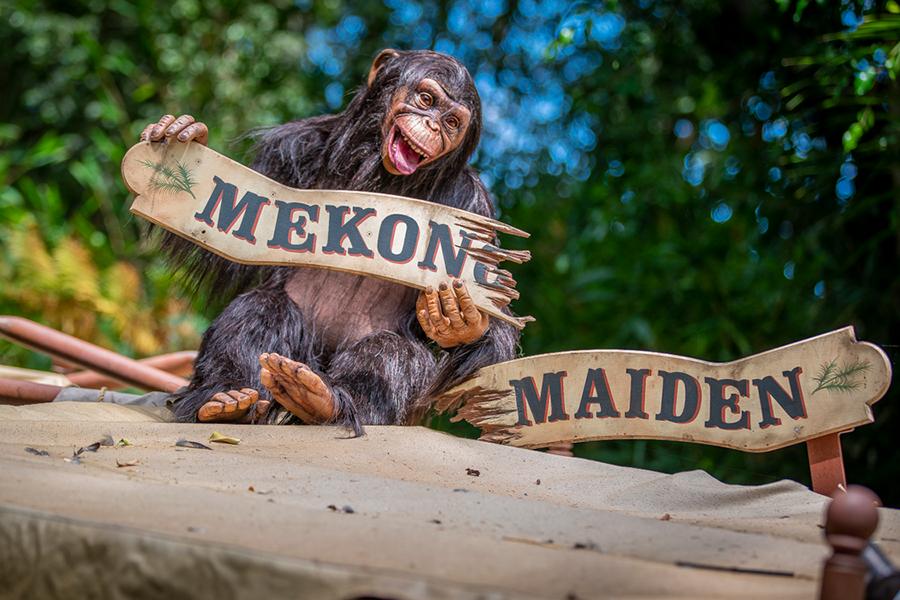 Mekong Maiden